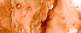 Faces on Mars